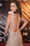 Isha Sharvani at the Colors Golden Petal Awards 2012