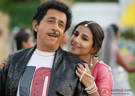 Naseeruddin Shah and Vidya Balan in a still from The Dirty Picture