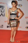 Sara Loren at the MTV Video Music Awards India 2013