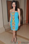 Sara Loren during the press conference of film Murder 3