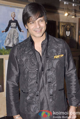 Vivek Oberoi at an event