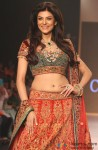 Sushmita Sen walks the ramp at India International Jewellery Week (IIJW)