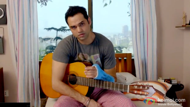 Abhay Deol in a still from One By Two