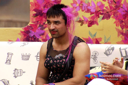 Ajaz Khan in Bigg Boss 7