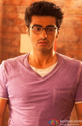 Arjun Kapoor Snapped In A Sad Mood