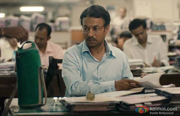 Irrfan Khan in a still from The Lunchbox