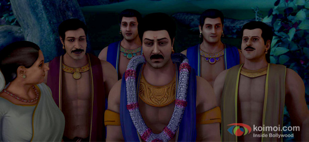 Mahabharat – 3D Movie Stills