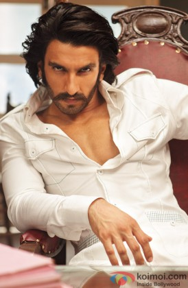 Ranveer Singh In A Still From Gunday