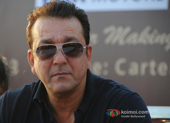 Sanjay Dutt at an event