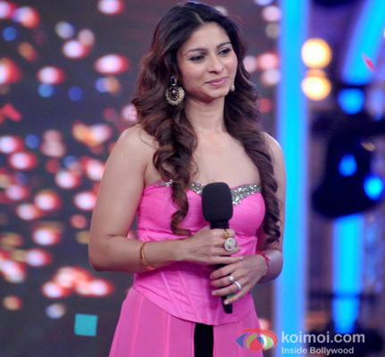 Tanisha Mukherjee in Bigg Boss Grand Finale
