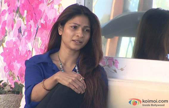 Tanishaa Mukherjee in Bigg Boss 7