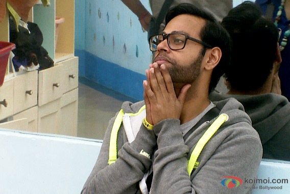 VJ Andy in Bigg Boss 7