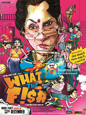 What The Fish! Movie Poster