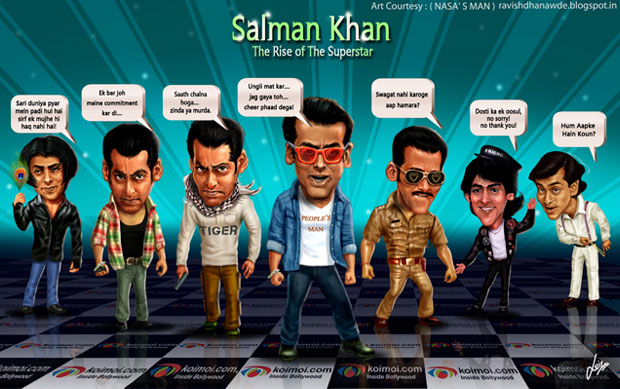 Jai Ho, Salman Khan: The Rise of The Superstar