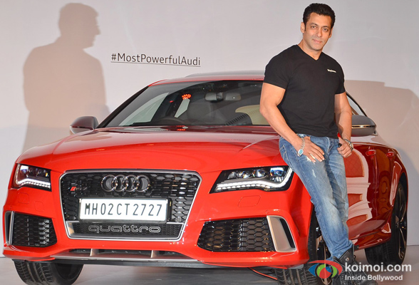 Salman Khan at an event