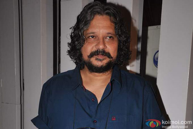 Amol Gupte at an event