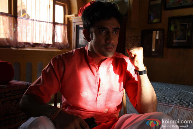 Amit Sadh in a still from 'Kai Po Che!'