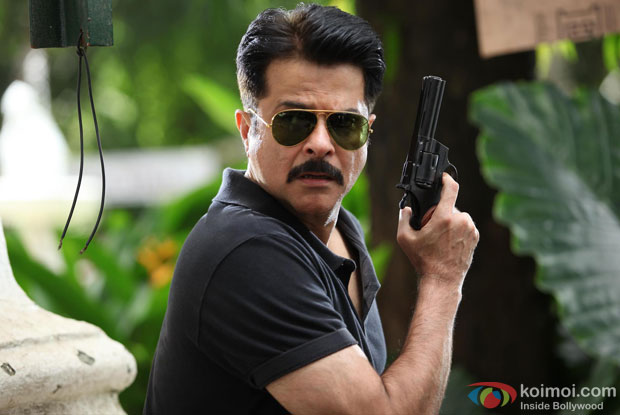 Anil Kapoor in a still from movie 'Shootout At Wadala'