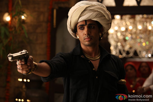 Gulshan Devaiah in a still from movie 'Ramleela'