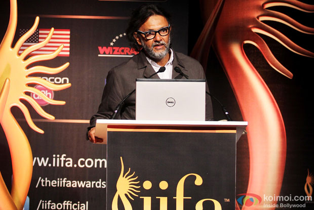 Rakeysh Omprakash Mehra during the IIFA Press Conference