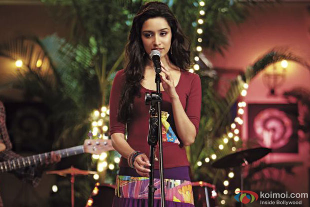 Shraddha Kapoor in a still from movie 'Aashiqui 2'