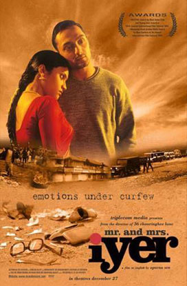 Mr and Mrs Iyer Movie Poster