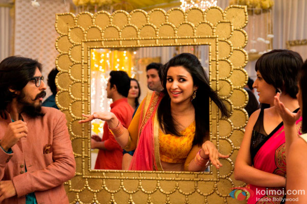 Parineeti Chopra in a still from movie 'Hasee Toh Phasee'