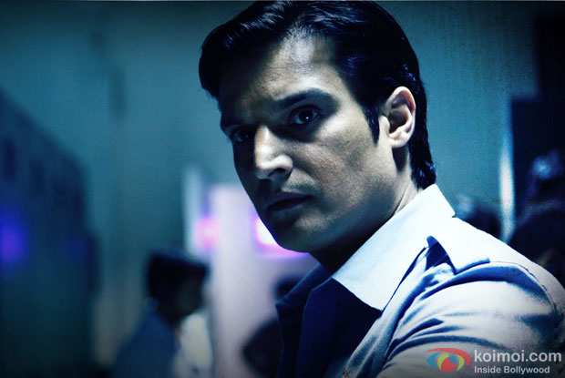 Jimmy Shergill in a still from movie 'Darr @ The Mall'