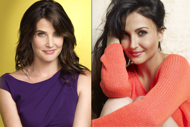 Robin Scherbatsky and Elli Avram