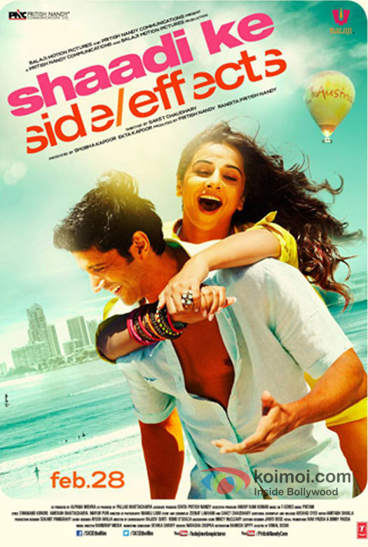 Shaadi Ke Side Effects Movie Poster