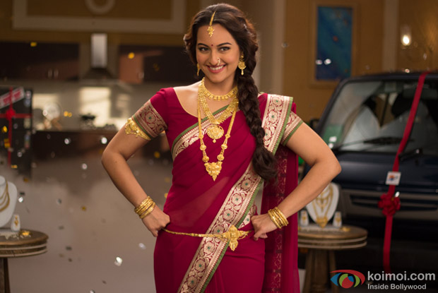 Sonakshi Features In Brother Kushs Commercial Koimoi