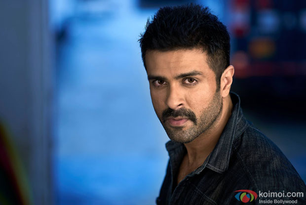 Harman Baweja in a still from movie 'Dishkiyaoon'
