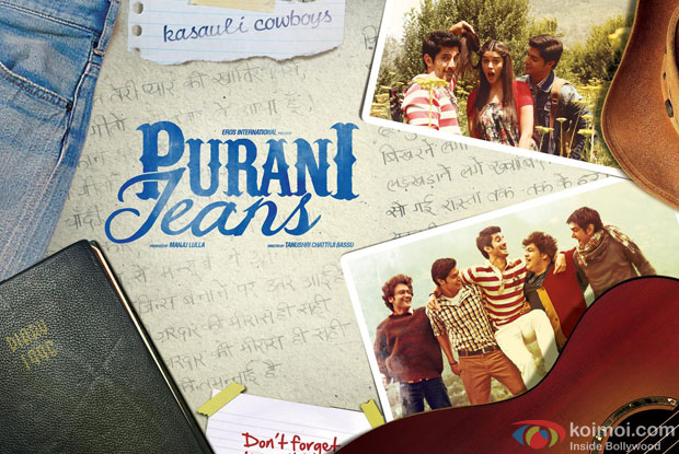 Purani Jeans Movie Poster