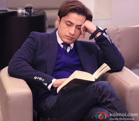 Ali Zafar in a still from movie 'Total Siyapaa'