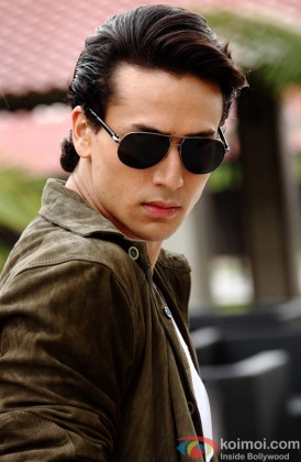 Donning The Glares, Tiger Shroff Looks On