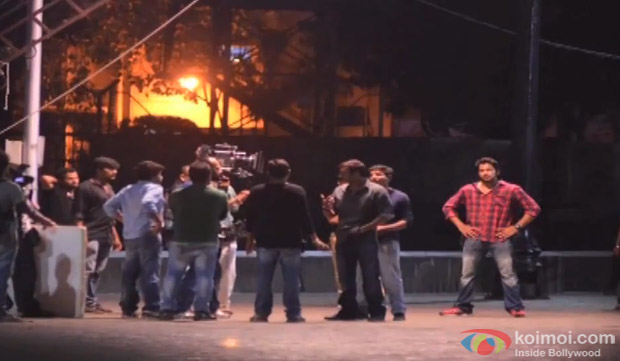 On the sets of Singham 2