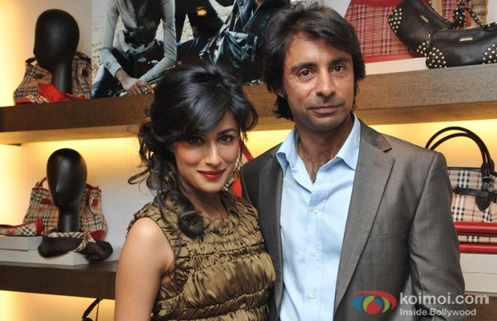 Chitrangada Singh and Jyoti Randhava