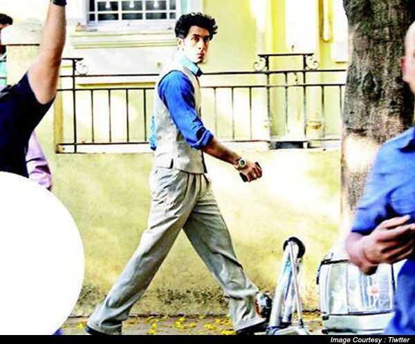 Ranbir Kapoor Retro Look From Movie Bombay Velvet