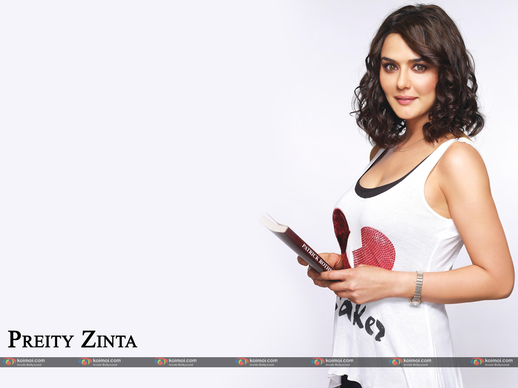 Preity Zinta Wallpaper 4