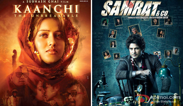'Kaanchi' and 'Samrat & Co.' Movie Poster