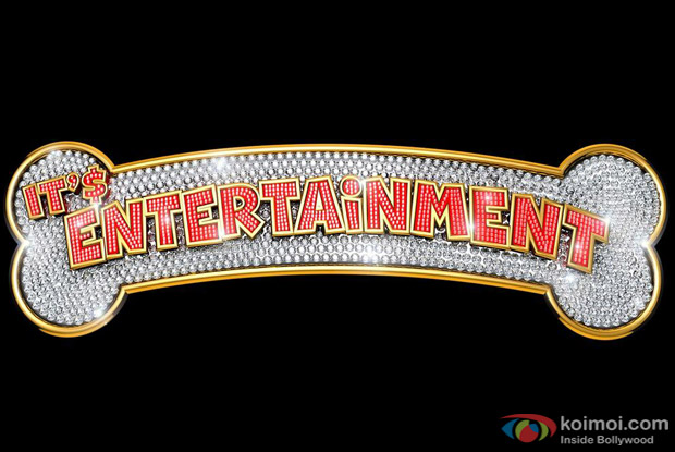 Akshay Kumar's 'It's Entertainment' Logo