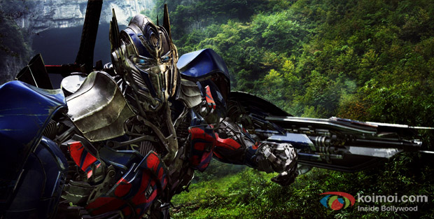 New Poster Of Transformers Age Extinction