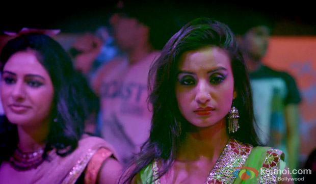 Patralekha in a still from movie 'Citylights'