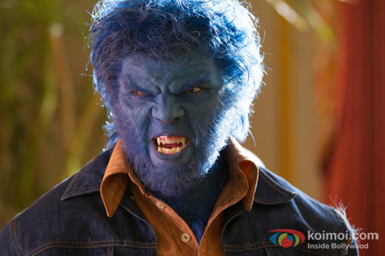 Nicholas Hoult in a still from movie 'X-Men: Days of Future Past'