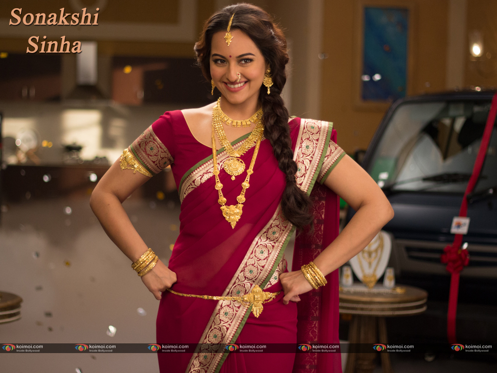 Sonakshi Sinha Wallpaper 9