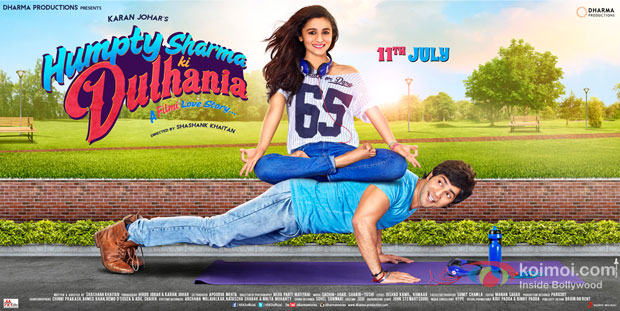 Humpty Sharma Ki Dulhania New Movie Poster