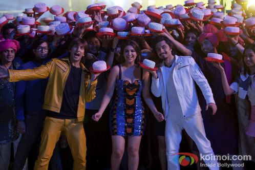 'Happy Birthday' Song still from movie 'Kill Dil'