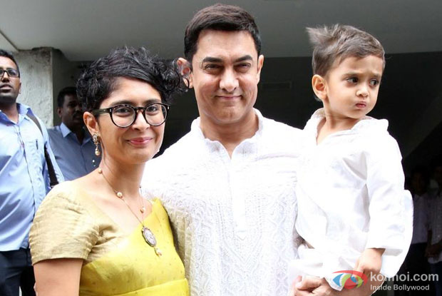 Aamir Khan Shares His Eid Plans