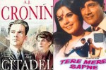 Film Tere Mere Sapne is based on the novel 'The Citadel' written by A.J. Cronin