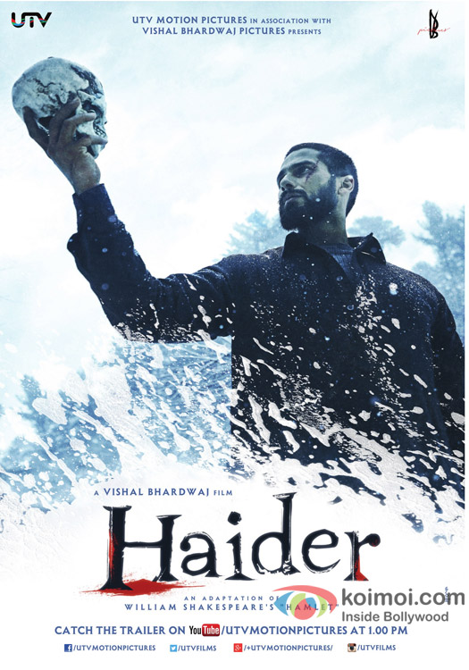 Haider First Look Poster